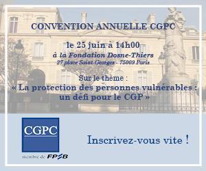 Invitation convention annuelle CGPC